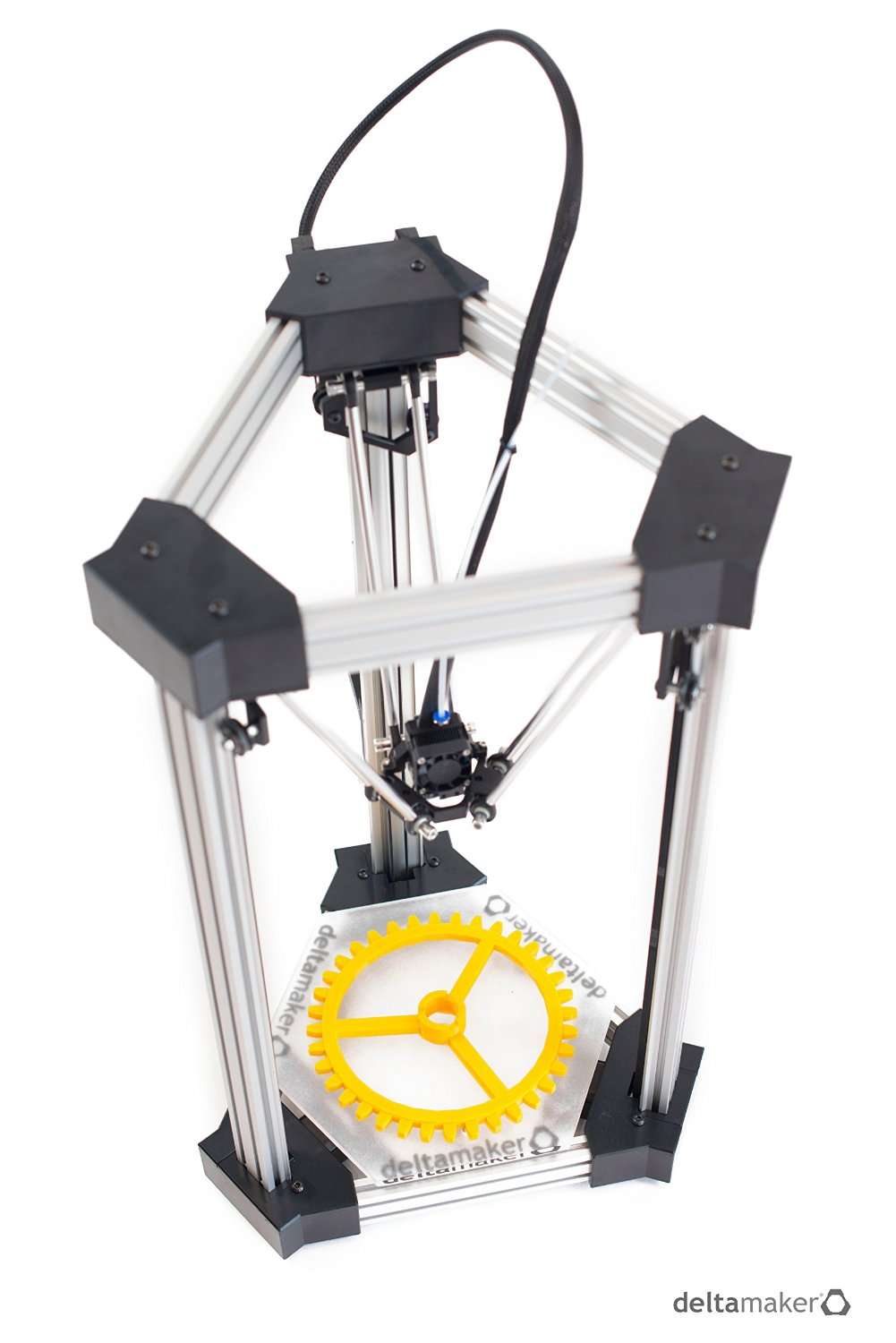 3D Printer Review: DeltaMaker