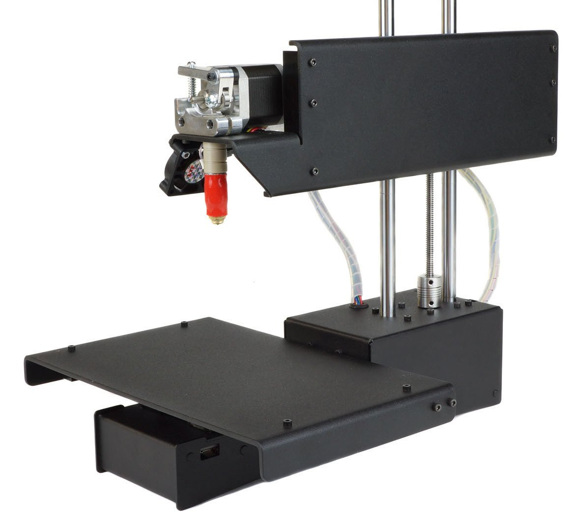3D Printer Review: Printrbot Simple Metal cheap desktop kit