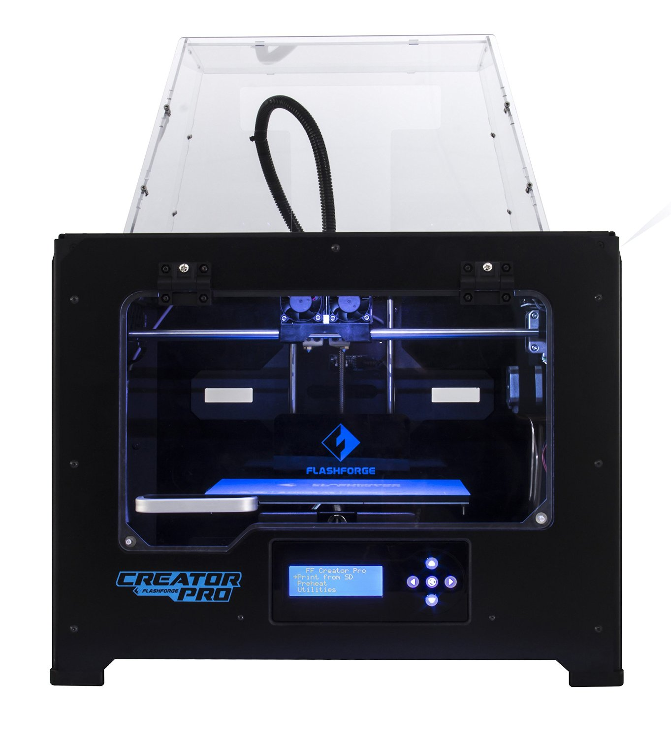 Honest Review 3D Printer FlashForge Creator Pro