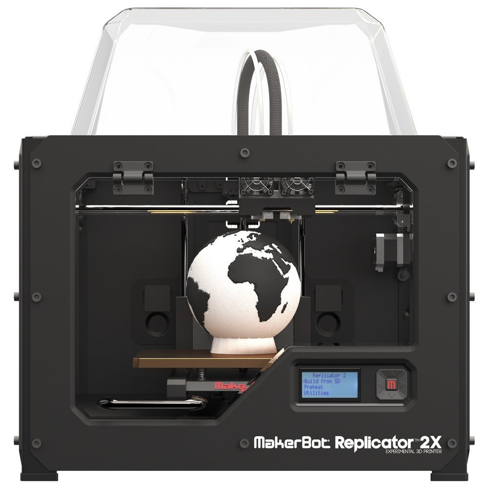 Complete Review of MakerBot Replicator 2X 3D Printer