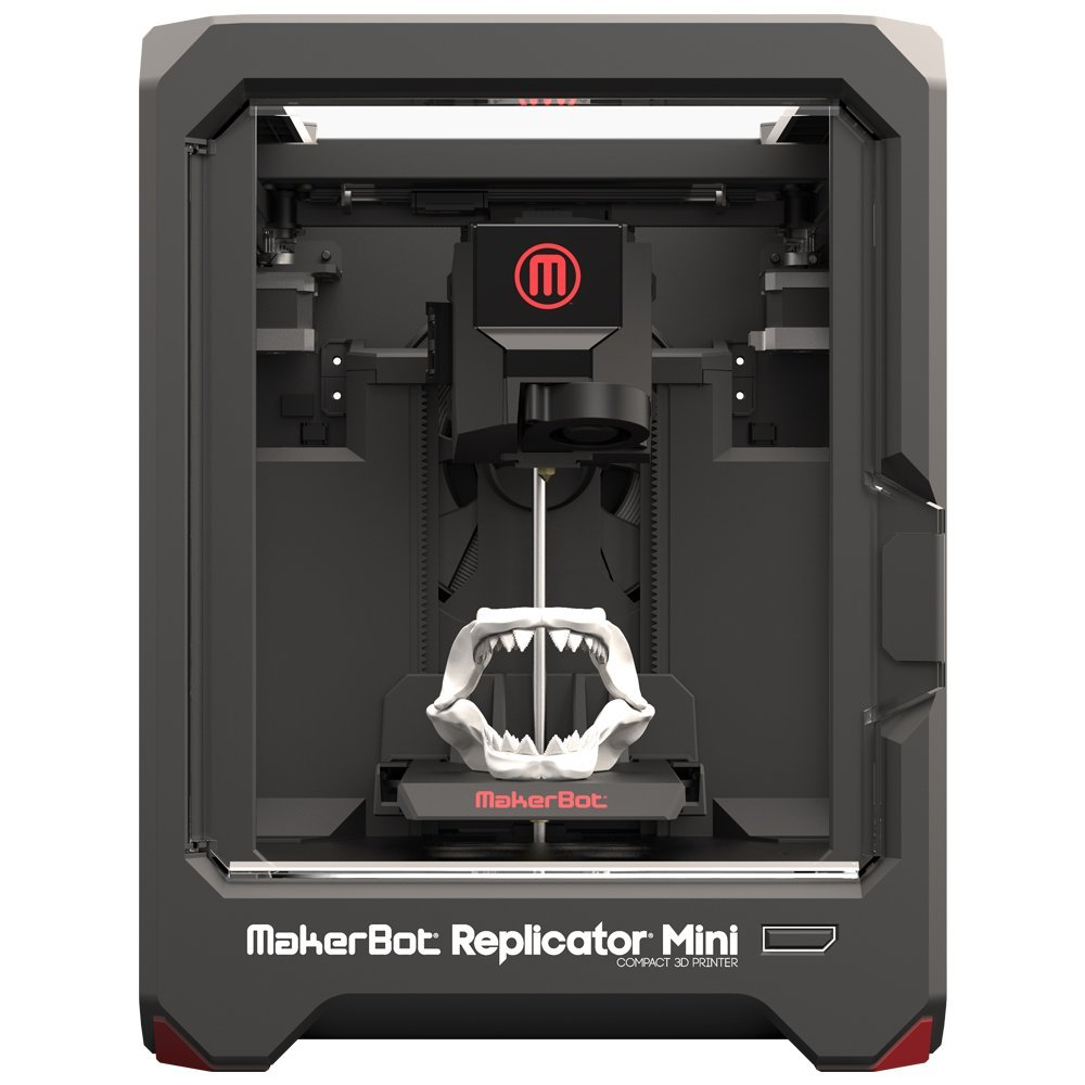 Review MakerBot Replicator Mini Compact 3D Printer