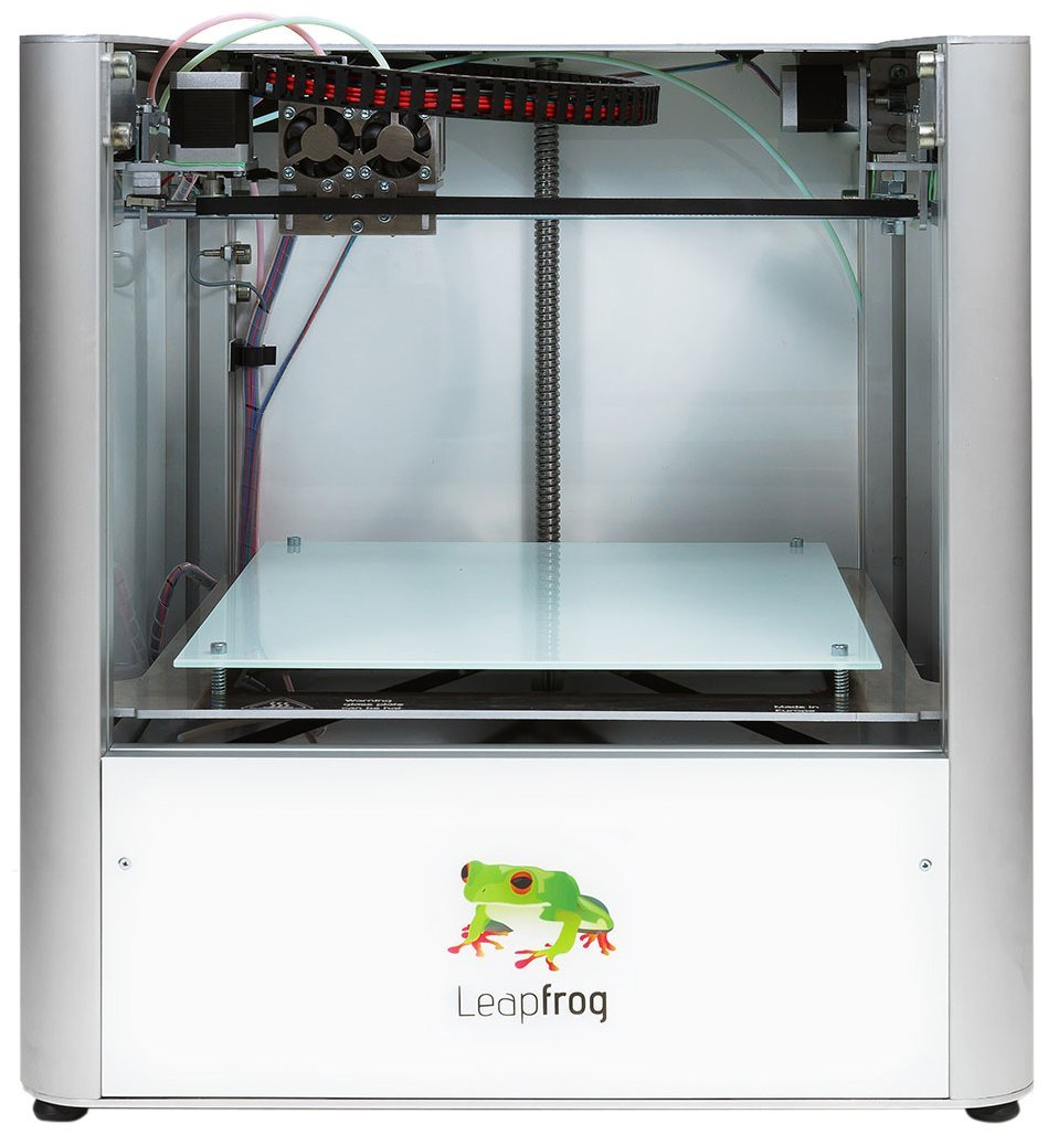 Review 3D Printer Leapfrog Creatr Dual-Extruder