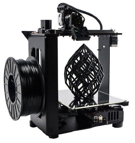 Review of 3D Printer The MakerGear M2