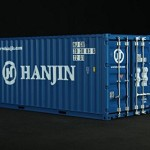 120-Hanjin-Shipping-Container-20-ABS-Resin-Wood-0