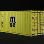 120-MSC-Shipping-Container-20-ABS-Resin-Wood-0