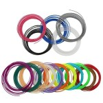 ABS-Filament-175mm-20-Color-Sample-Pack-for-3d-Printing-Random-Colors-0