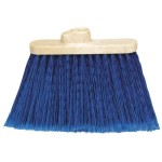 Carlisle-3687314-Flo-Pac-Wide-Duo-Sweep-Polypropylene-Flagged-Light-Industrial-Broom-Head-7-Trim-x-13-Width-Bristle-9-Overall-Length-Blue-0