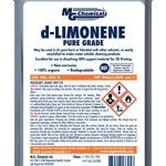 MG-Chemicals-d-Limonene-Pure-Grade-Cleaner-Degreaser-and-3-D-Printing-Chemical-32-fl-oz-Can-0