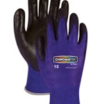 Magid-CT500-ChromaTek-HPPE-Polyurethane-Palm-Coated-Glove-with-Knit-Wrist-Cuff-Work-Size-8-BlackPurple-Case-of-12-0