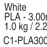 Prototype-Supply-3mm-PLA-White-3D-Printing-Filament-1kg-22-pounds-0