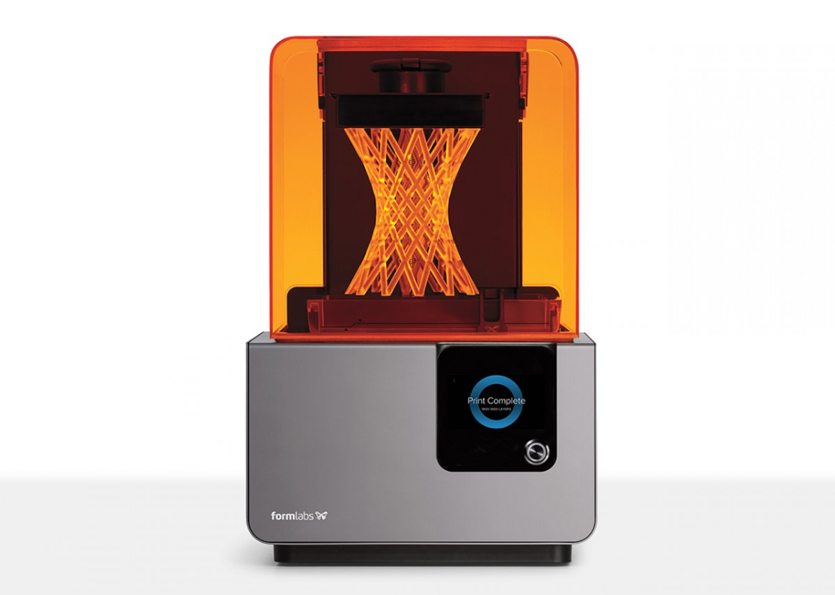 FormLabs Form 2 (SLA) Resin UV 3D Printer Review