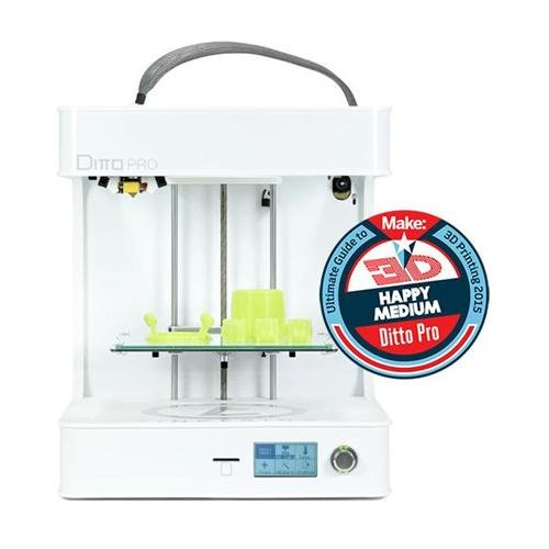 3D Printer Review: Tinkerine Ditto PRO the peace printer