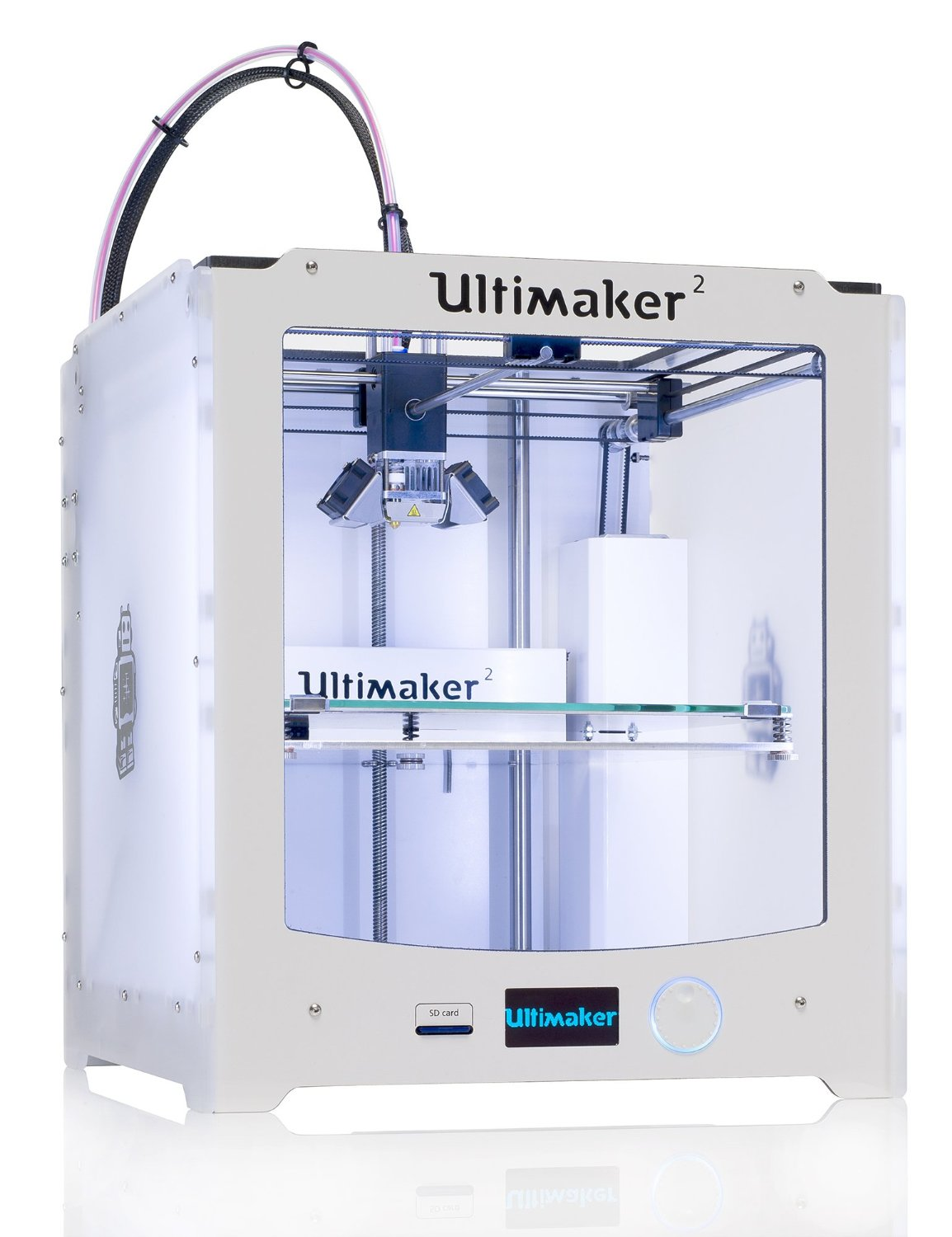3D printer Review: Ultimaker 2 fast and high precision