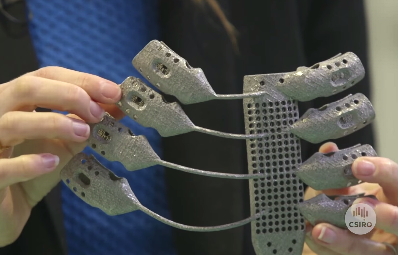 The Impact of 3D Printing on Healthcare