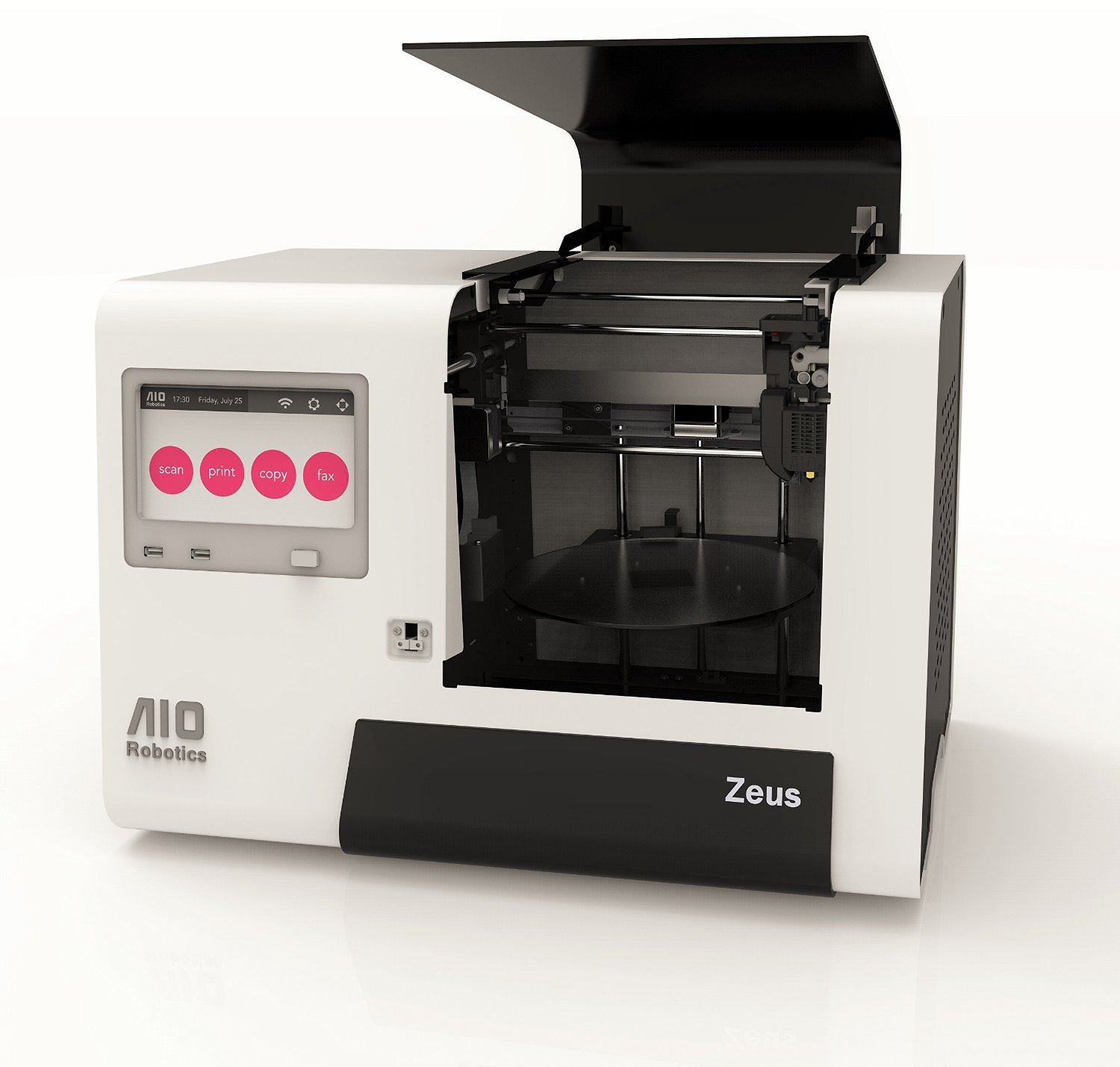 Reviews of AIO Robotics Zeus All-In-One 3D Printer