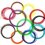 3D-Pen-ABS-175mm-Fun-Sampler-Pack-Quality-Filament-Filament-20-Feet-Each-of-12-Different-Color-0